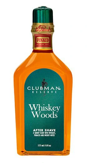Whiskey After Shave Clubman lotion po goleniu177ml