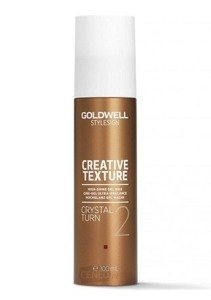 Goldwell Curl Crystal Turn 100ml  żel wosk