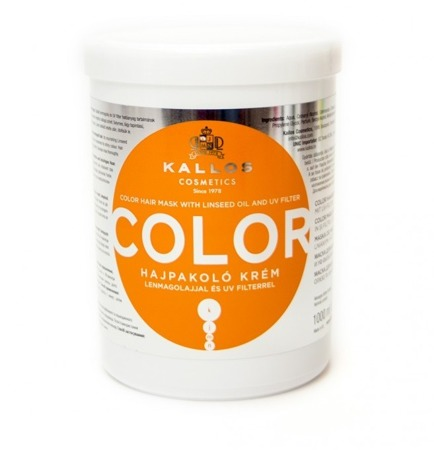 Maska Kallos KJMN Color 1000ml